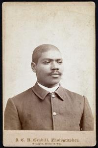 Buffalo Soldier by Library of Congress