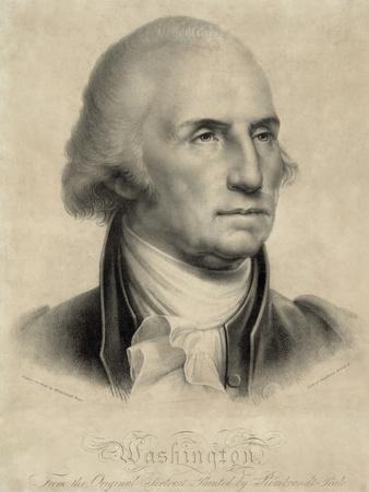 George Washington, First US President