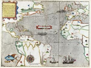Sir Francis Drake's Voyage 1585-1586 by Library of Congress