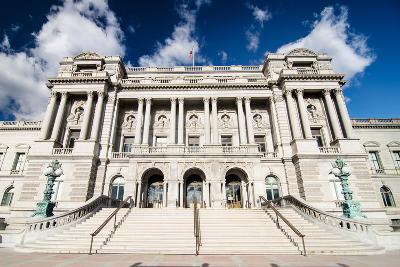 Library of Congress, Washington DC - United States-Orhan-Photographic Print