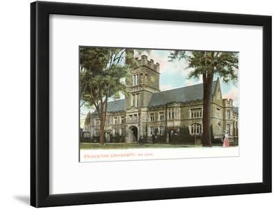Library, Princeton University, New Jersey