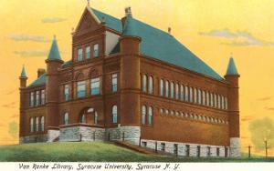 Library, Syracuse University