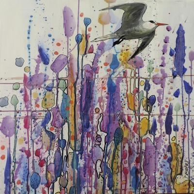 Libre Voie-Sylvie Demers-Giclee Print
