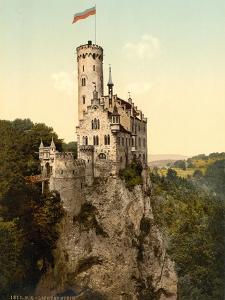 Lichtenstein Castle, Wurtemburg, Germany, C.1890-C.1900