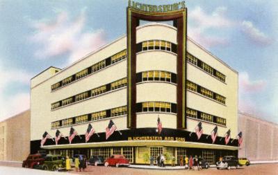 Lichtenstein's Store, Corpus Christi, Texas