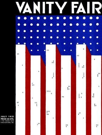 Vanity Fair Cover - July 1931