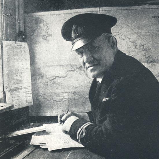 'Lieutenant', 1941-Cecil Beaton-Photographic Print