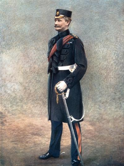 Lieutenant-General Reginald Pole-Carew, Commanding 11th Division, South Africa Field Force, 1902-Gregory-Giclee Print