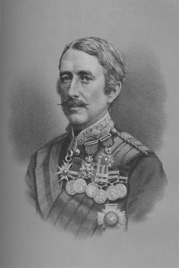 Lieutenant-General Sir Garnet Joseph Wolseley, British soldier, 1882 (1883)-Unknown-Giclee Print