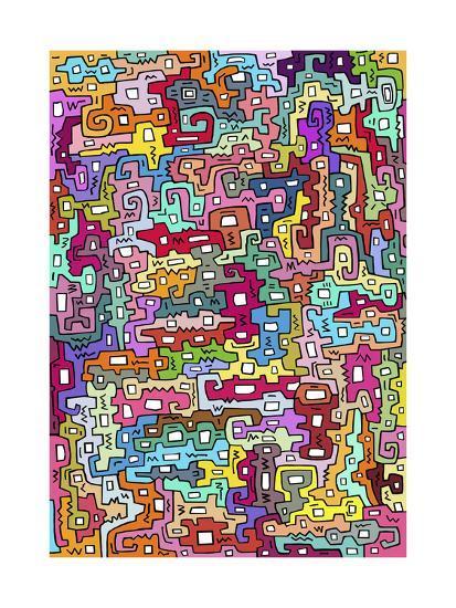 Life 3-Miguel Balb?s-Giclee Print