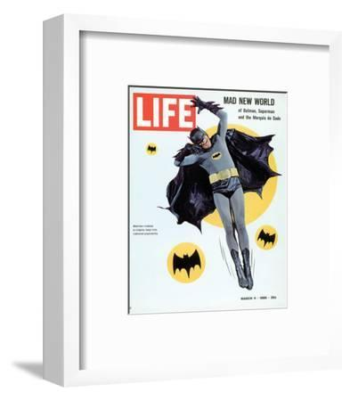 LIFE Batman Mad New World 1966