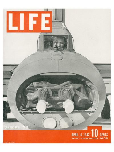 LIFE Bomber Taks Force 1942--Art Print