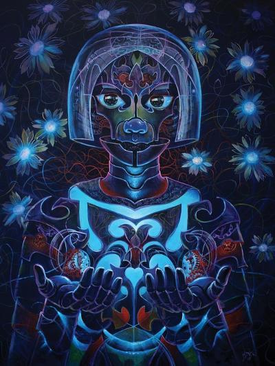 Life Bringer-Aaron Jasinski-Art Print