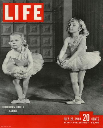 LIFE Children's Ballet School