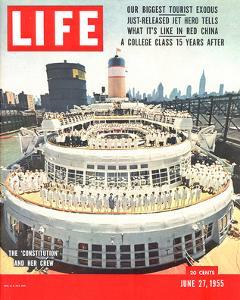 LIFE Constitution Cruiser & Crew