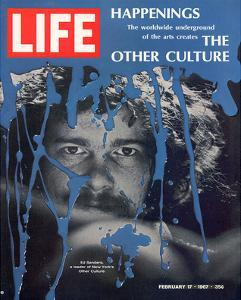 LIFE Ed Sanders - Other culture
