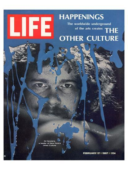 Image result for ed sanders life magazine