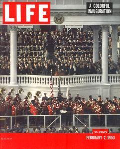 LIFE Eisenhower Inauguration