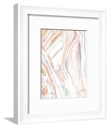 Life Form IV-Melissa Wang-Framed Art Print