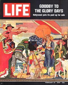 LIFE Hollywood's Glory Days