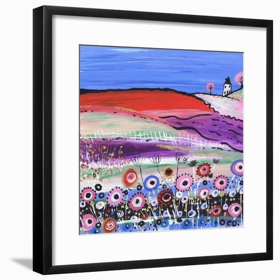 Life in the Country-Caroline Duncan-Framed Giclee Print