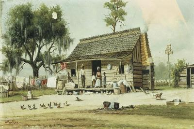 Life in the South-William Aiken Walker-Giclee Print