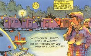 Life in the Trailer Park, Cartoon