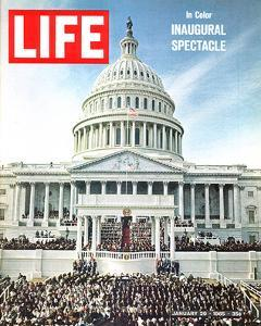 LIFE Inaugural Spectacle 1965