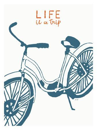 Life Is A Trip-Lisa Weedn-Giclee Print