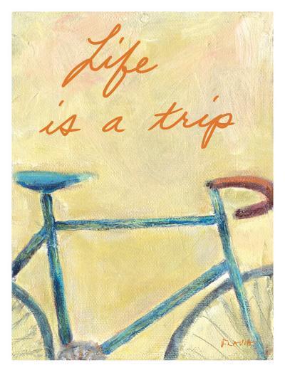 Life is a Trip-Flavia Weedn-Giclee Print