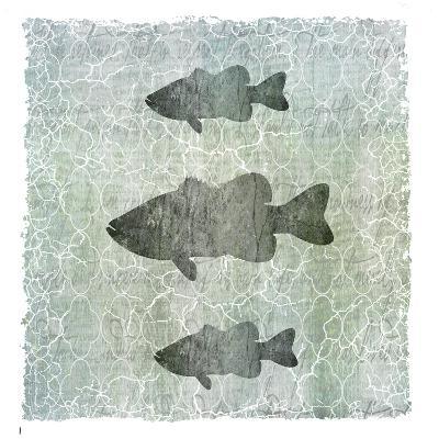 Life Is Better at the Lake Bass-LightBoxJournal-Giclee Print