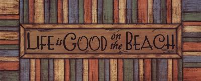 Life is Good-Sue Allemand-Art Print