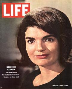 LIFE Jacqueline Kennedy 1964