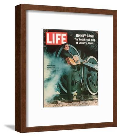 LIFE Johnny Cash Rough-cut King