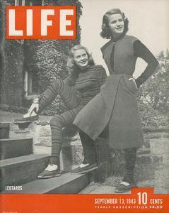 LIFE Leotard Fashion 1943