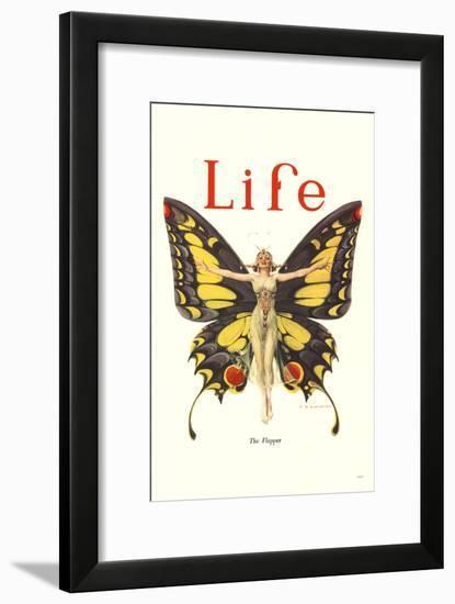 Life Magazine--Framed Art Print