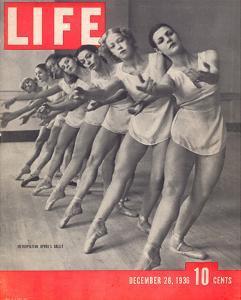 LIFE Metropolitan's opera Ballet