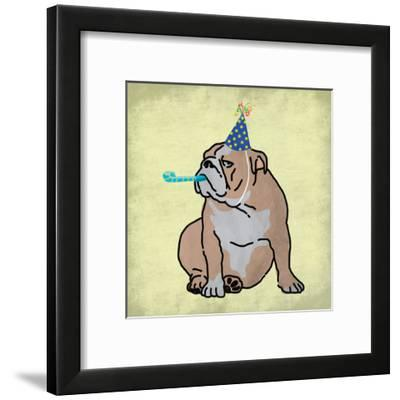 Life Of The Party-Marcus Prime-Framed Art Print