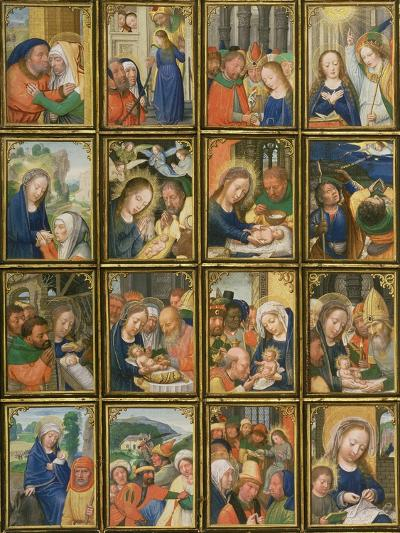 Life of the Virgin, from the 'Stein Quadriptych'-Simon Bening-Giclee Print
