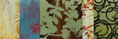 Life Patterns II-Bridges-Giclee Print