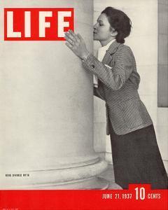 LIFE Reno Divorce Myth 1937