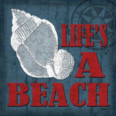 Life's a Beach-Todd Williams-Art Print