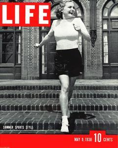 LIFE Summer Sports style 1938