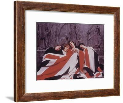 Life Through the Sixtees--Framed Premium Photographic Print
