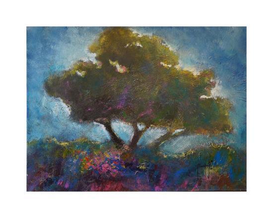 Life tree-Joseph Marshal Foster-Giclee Print