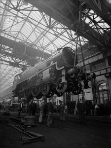 Lifting a Train