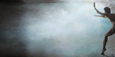 Light Ahead II-Ddiarte-Photographic Print
