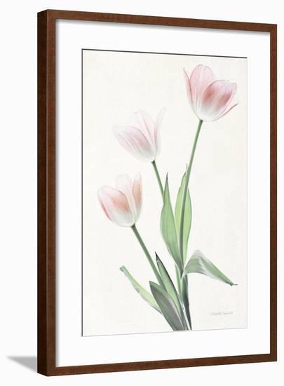 Light and Bright Floral I-Elizabeth Urquhart-Framed Photo