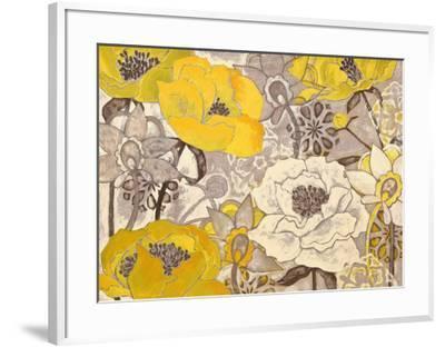 Light and Shade-Kate Birch-Framed Art Print