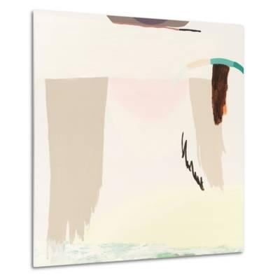 Light and the Desert-Aliza Cohen-Metal Print